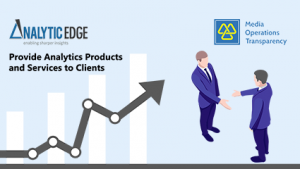Analytic Edge Partners with Media Operations Transparency (MOT) - Analytic Edge